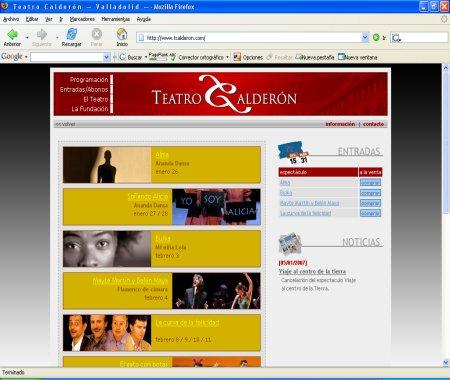 Teatro Calderon Valladolid